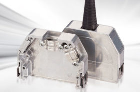 Quick-lock Full-metal Hood with Internal Cable Clamp