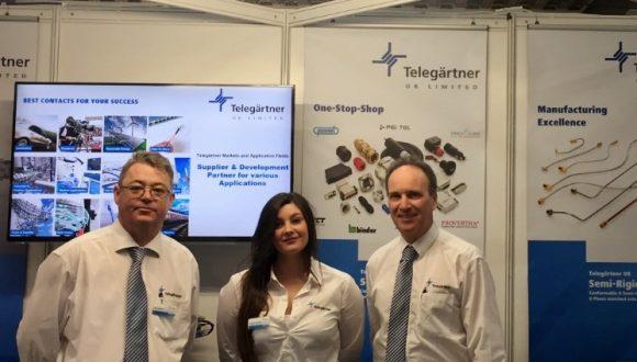 Telegärtner UK Sales Team