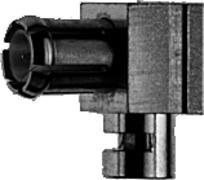 MCX Angle Plug