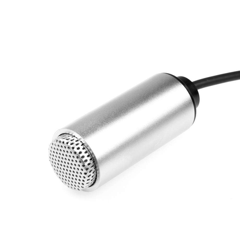 Microphone heads