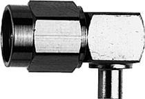 SMA Angle Plug