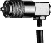 UHF Angle Plug Crimp