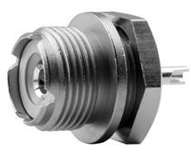 UHF Bulkhead Socket