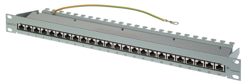"""19"""" Patch Panels K Class EA 500"""
