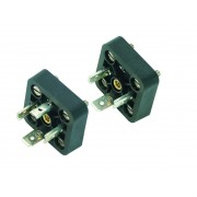 SER210 MALE POWER CONNECTOR