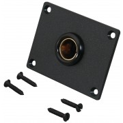 DIN-Standard Built-in Socket without mountaing plate with protective cap