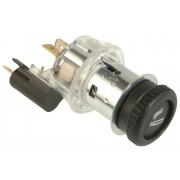 12 V, large knob, clamp sleeve clear